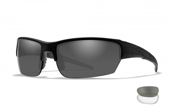 Wiley X Saint Schutzbrille Smoke/Clear