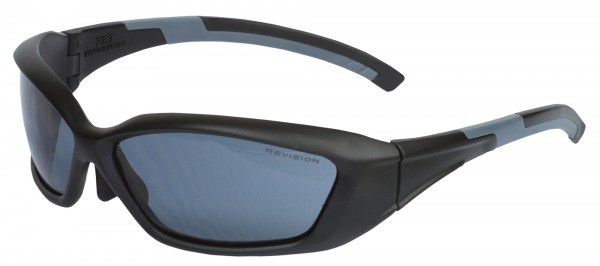 Revision Brille Hellfly Black/ Smoke