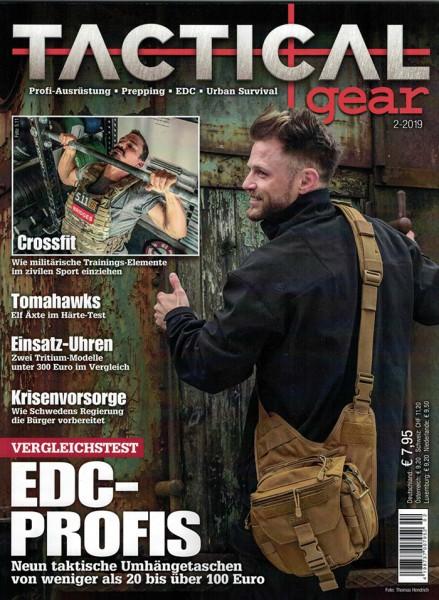 Tactical Gear Magazin 2-2019