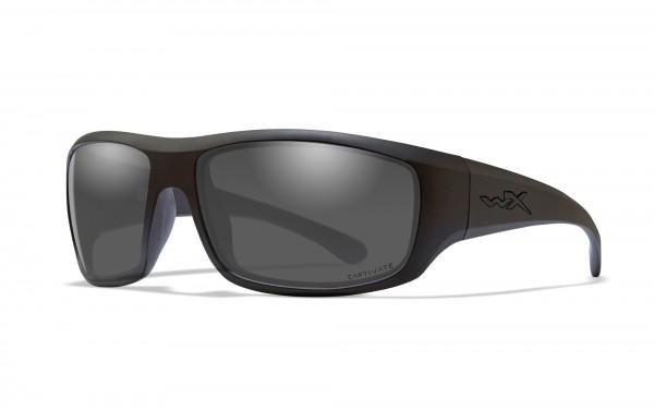 Wiley X Omega Sonnenbrille Captivate Polarized Smoke Grey