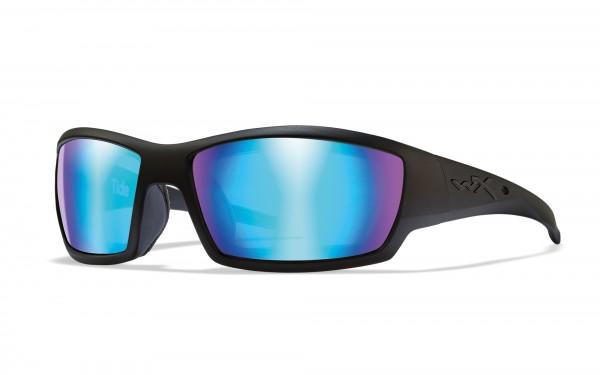 Wiley X Tide Sonnenbrille Polarized Blue Mirror