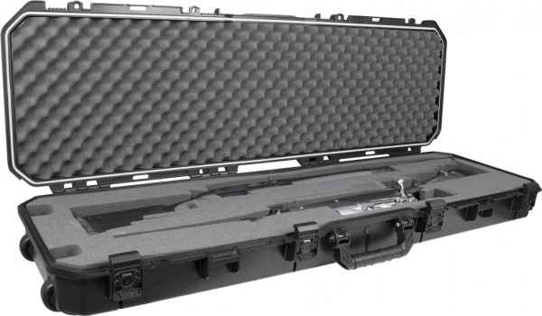 """Plano All-Weather Wheeled Rifle Case mit Schloss 52"""""""