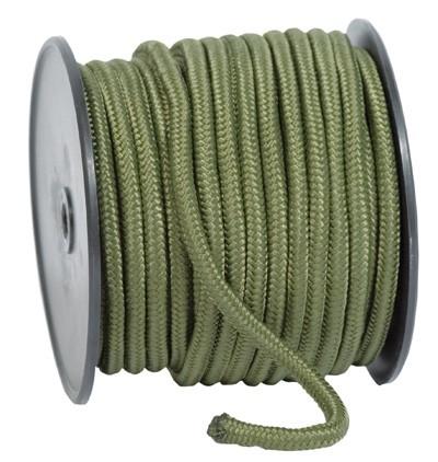 Commando Seil 5 mm Oliv - 70 Meter Rolle