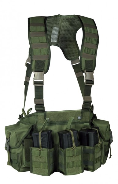 75Tactical Chest Rig Alpha Oliv