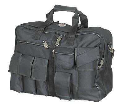 BW Cargo-Tasche/Rucksack 35 Liter Schwarz