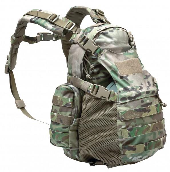 Rucksack Warrior Helmet Cargo Pack Multicam