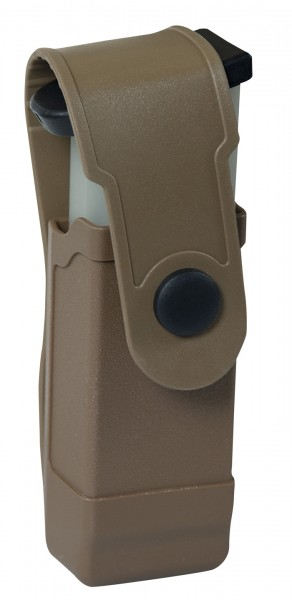 BLACKHAWK Mag Pouch 9mm with Flap Coyote