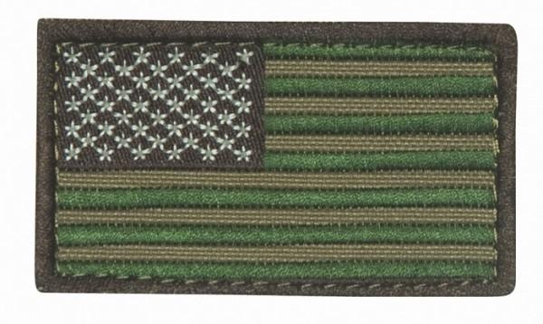 US Flagge Multicam Textil/Klett