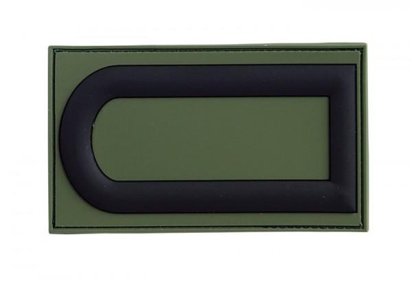 3D Dienstgrad Abz. St.Unteroffizier Oliv - Einzeln