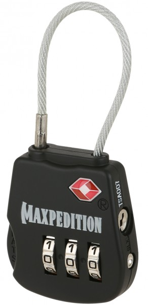 Maxpedition Tactical Luggage Lock - Zahlenschloss