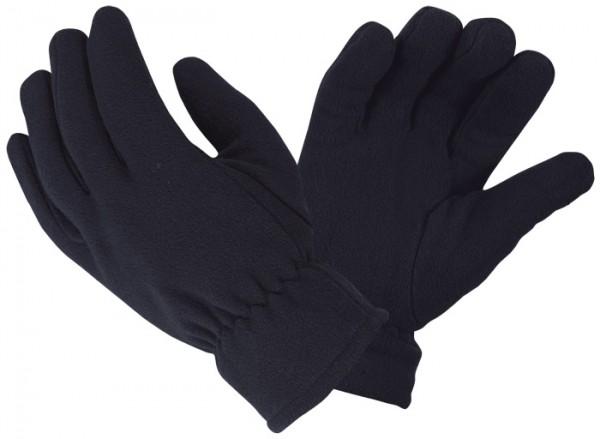 Thermo Handschuhe Fleece Thinsulate Schwarz