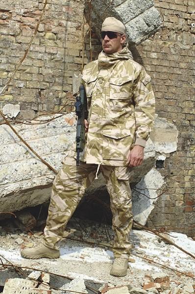 Britisch. SAS Einsatzsmock DPM-Desert