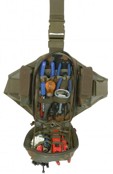 75Tactical Oberschenkel EOD-Tasche E1 Flecktarn
