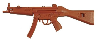 ASP Red Gun Trainingswaffe H&K MP5