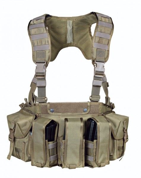 75Tactical Chest Rig Alpha Coyote