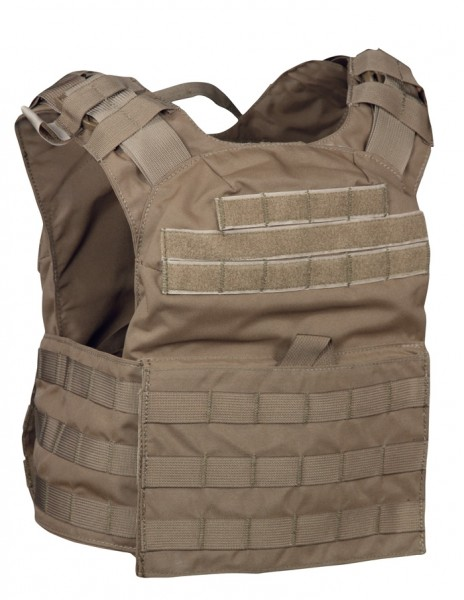 Condor Cyclone Plate Carrier Coyote