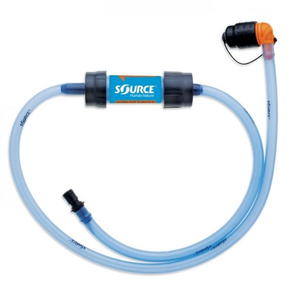 Source Trinkschlauch + Sawyer Wasserfilter