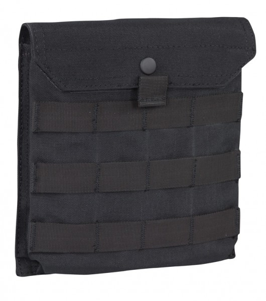 Condor Side Plate Utility Pouch Black
