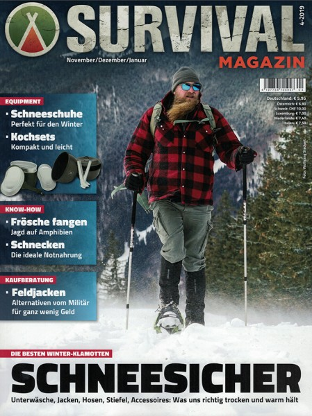 Survival Magazin 4-2019
