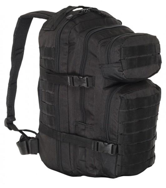 US Assault Pack Jump Schwarz