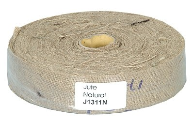 Jute Band Natur 50 mm (50M Rolle)