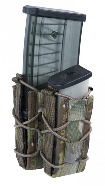 Warrior Single Quick Kangaroo Mag. Tasche Multicam