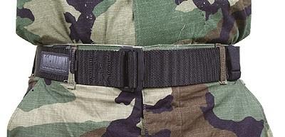 BLACKHAWK - BDU Belt 45mm Schwarz