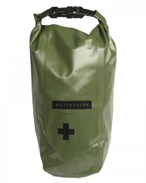 Medical Erste Hilfe Bag Waterproof Oliv