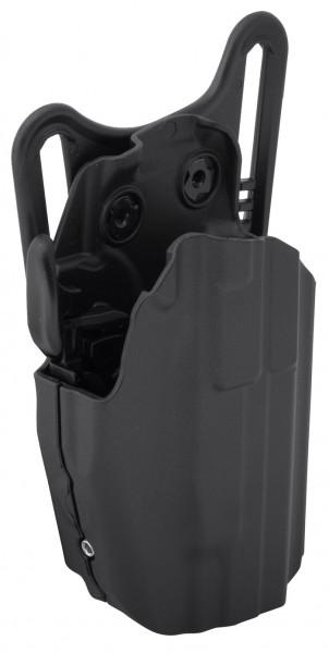 Gürtelholster Safariland 577 Pro-Fit V1 (50mm) Glock 17, 19, 26 Schwarz - Rechts