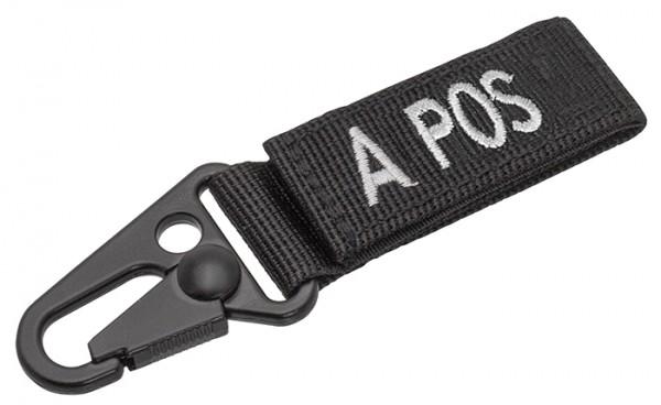 Tactical Keyholder Blood A POS 5er-Pack