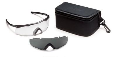 Smith Optics Brille AEGIS ARC COM BK Field Kit