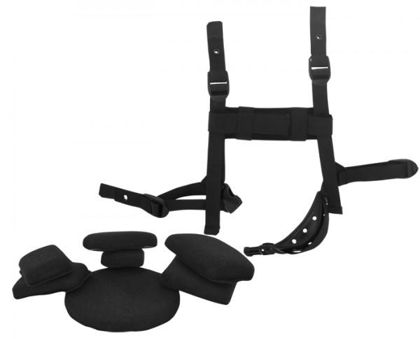Combat Helm Polster und Kinnriemen Set