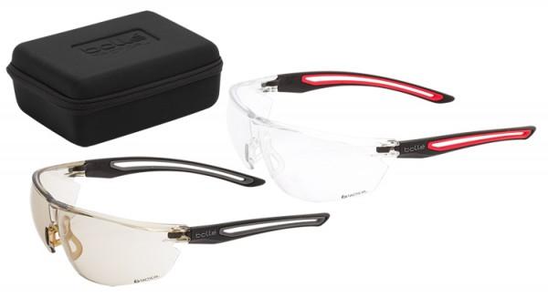 Bolle Tactical Gunfire Schießbrillen Set