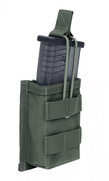 Warrior Single Open Mag Pouch G36 Oliv