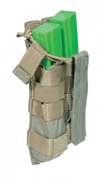 5.11 MP5 Bungee Cover Double Sandstone