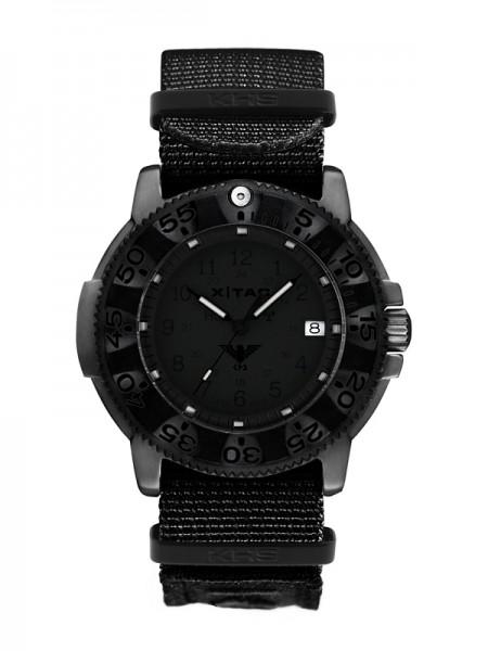 KHS Uhr Dark Commander Titan X TAC Nato-Textilband