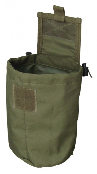 Condor Roll-Up Utility Dump Pouch Oliv