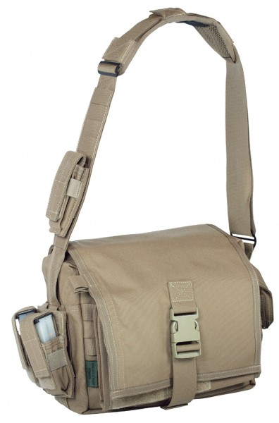 Warrior Grab Bag with Command Panel Coyote