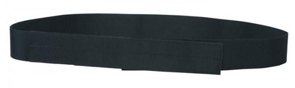 Tacgear Koppel mit Klettverschluss Schwarz