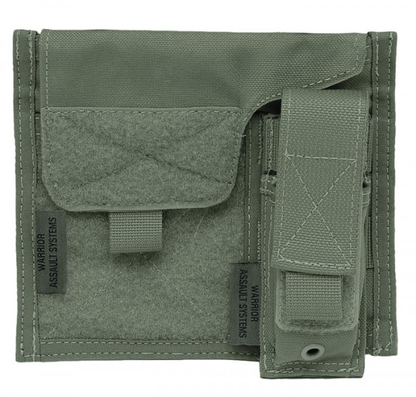 Warrior Large Admin Pouch Oliv