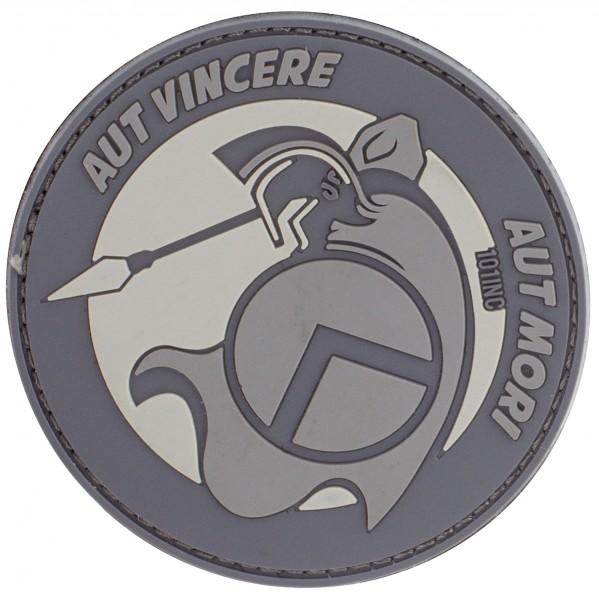 3D Rubber Patch Spartan Aut Vincere