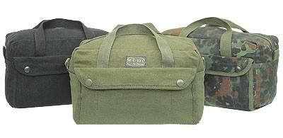 BW Einsatztasche Klein Flecktarn