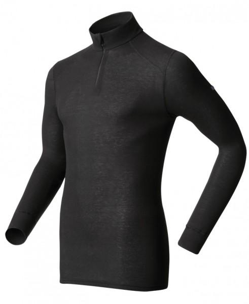 Odlo Rollkragen Unterhemd mit RV Warm