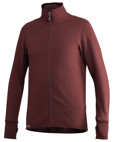 Woolpower Thermo Jacke 400 Rust Red