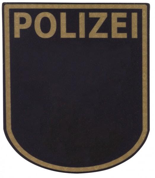 Ärmelabzeichen Polizei Rheinland-Pfalz Reflektierend