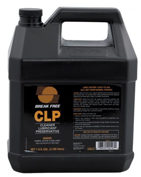 Synthetisches Waffenöl Break Free CLP 7 - 3785 ml