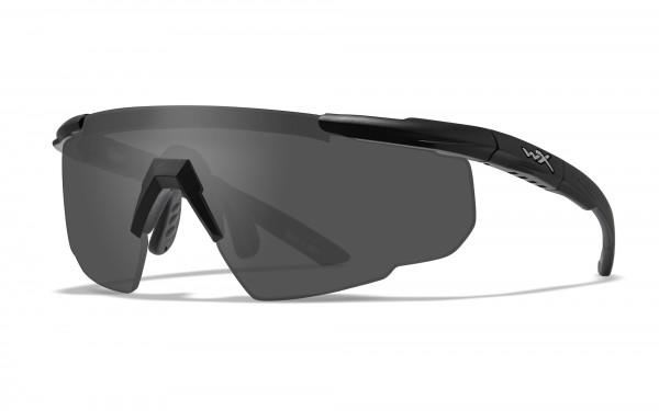 Wiley X Saber Advanced Schutzbrille Smoke Grey