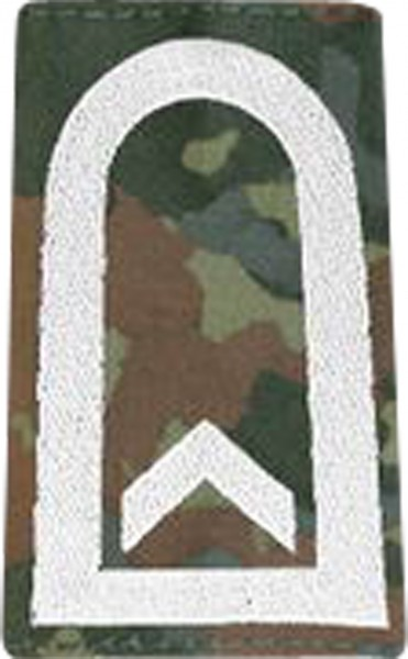 BW Rangschl. Feldwebel Tarn/Silber