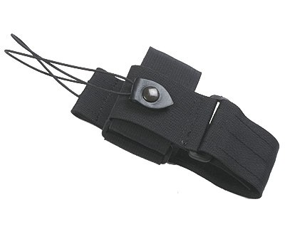 Radar Funkgerätetasche Nylon Schwarz