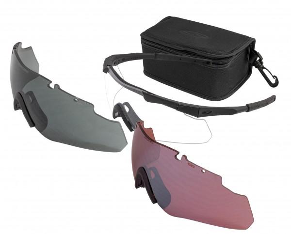 Smith Optics Elite Aegis Arc Schutzbrille Range Kit